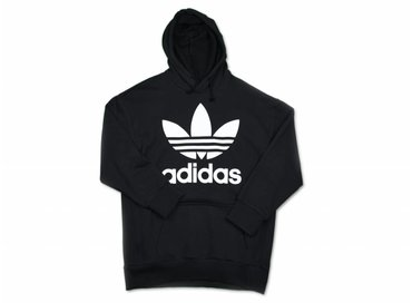 Adidas Trefoil Over Hood Black CW1246