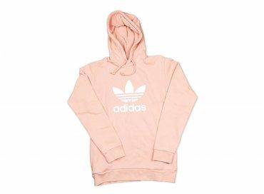 Adidas Trefoil Hoody Dust Pink CW1245