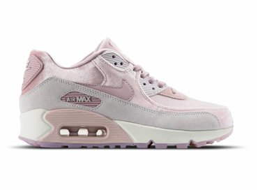 Nike WMNS Air Max 90 LX Particle Rose Particle Rose Vast Grey 898512 600