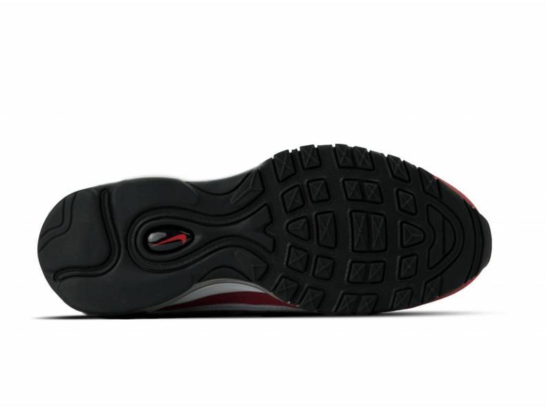 WMNS Air Max 98 White Black Gym Red AH6799 101