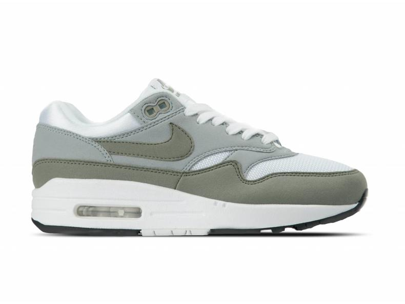 WMNS Air Max 1 White Dark Stucco Light Pumice 319986 105
