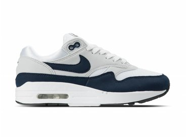 Nike WMNS Air Max 1 White Obsidian Pure Platinum 319986 104