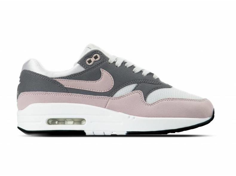 nike air max 1 vast grey particle rose