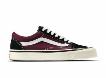 Vans Old Skool 36 DX Anaheim Factory Black Black VN0A38G2R1U