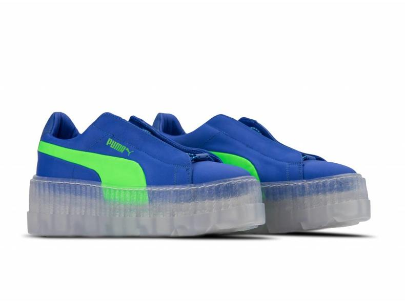 Cleated Creeper Surf Wns Dazzling Blue Green Gecko 367681 01