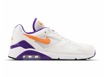 Nike Air Max 180 White Bright Ceramic Dark Concord 615287 101
