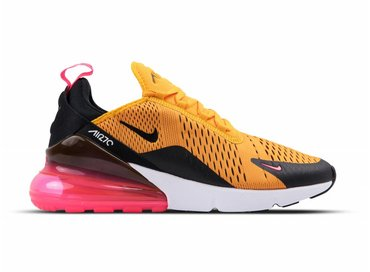 Nike Air Max 270 Black University Gold AH8050 004