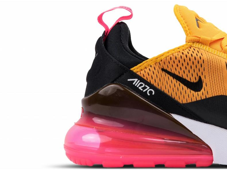 Air Max 270 Black University Gold AH8050 004