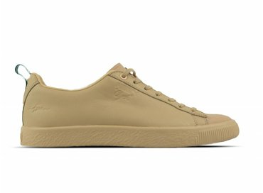 Puma x Big Sean Clyde Natural Vachetta 366253 01