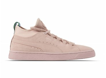 Puma x Big Sean Suede Mid Shell Shell 366252 01