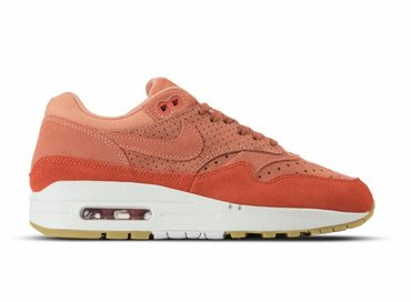 Nike WMNS Air Max 1 PRM Crimson Bliss Crimson Bliss 454746 603