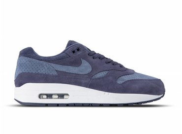 Nike Air Max 1 Premium Neutral Indigo Diffused Blue 875844 501