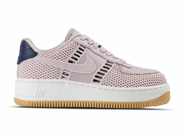 Nike W Air Force 1 Upstep SI Particle Rose Particle Rose 917591 600