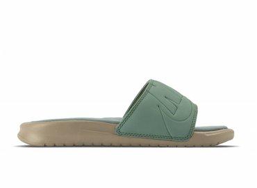 Nike Benassi JDI Ultra SE Khaki Clay Green Clay Green AO2407 201