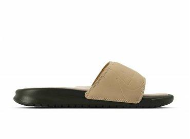 Nike Benassi JDI Ultra SE Sequoia Sand Sand AO2407 300