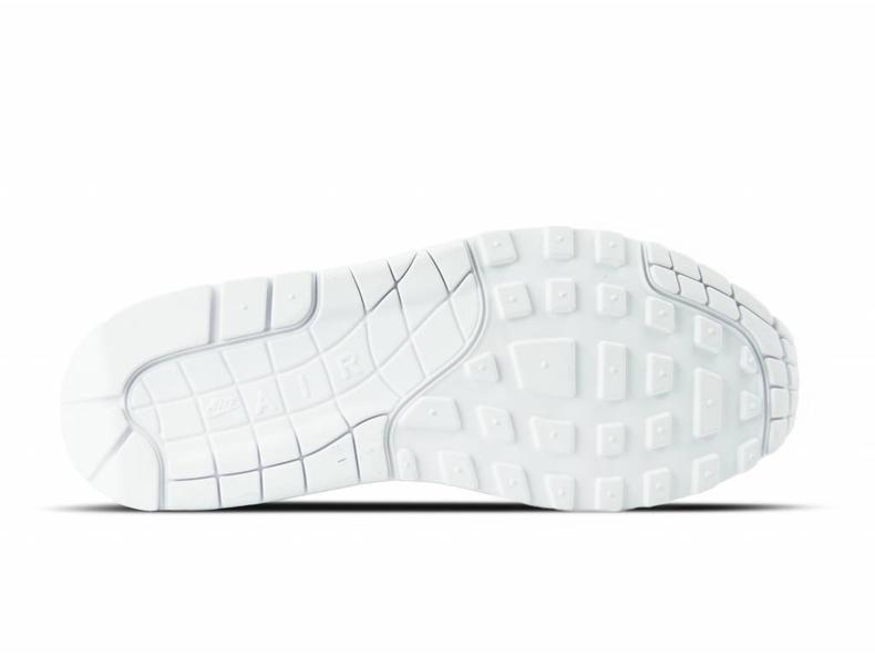WMNS Air Max 1 SI White White Vast Grey AO2366 100