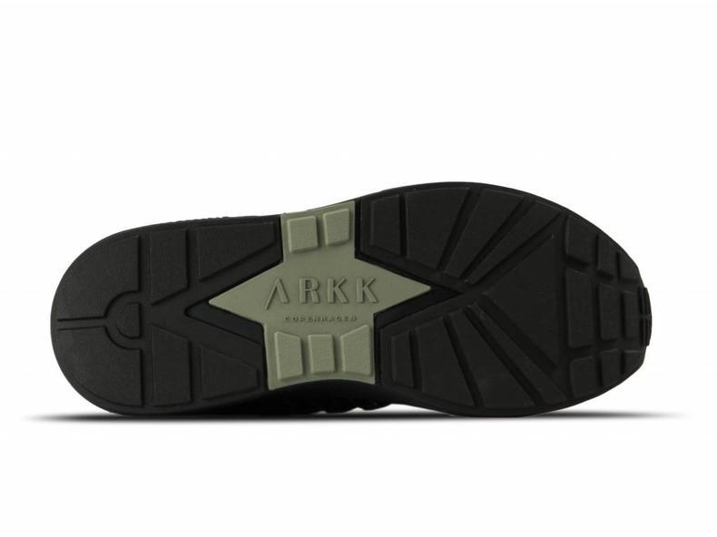 Raven Mesh S E15 Black Army EL1411 9936 W