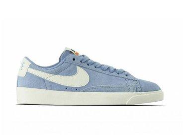 Nike W Blazer Low SD Leche Blue Sail Sail AA3962 404