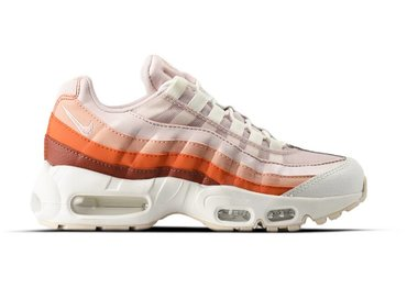 Nike WMNS Air Max 95 Barely Rose Coral Stardust 307960 604