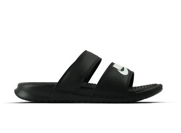 Nike WMNS Benassi Duo Ultra Slide Black White 819717 010