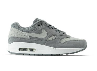 Nike Air Max 1 Premium Cool Grey Wolf Grey White 875844 005