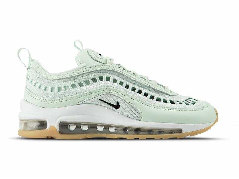 W Air Max 97 UL '17 SI Barely Green Black Gum Yellow AO2326 300