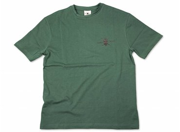 Daily Paper Chata Dark Green ESS18TS07