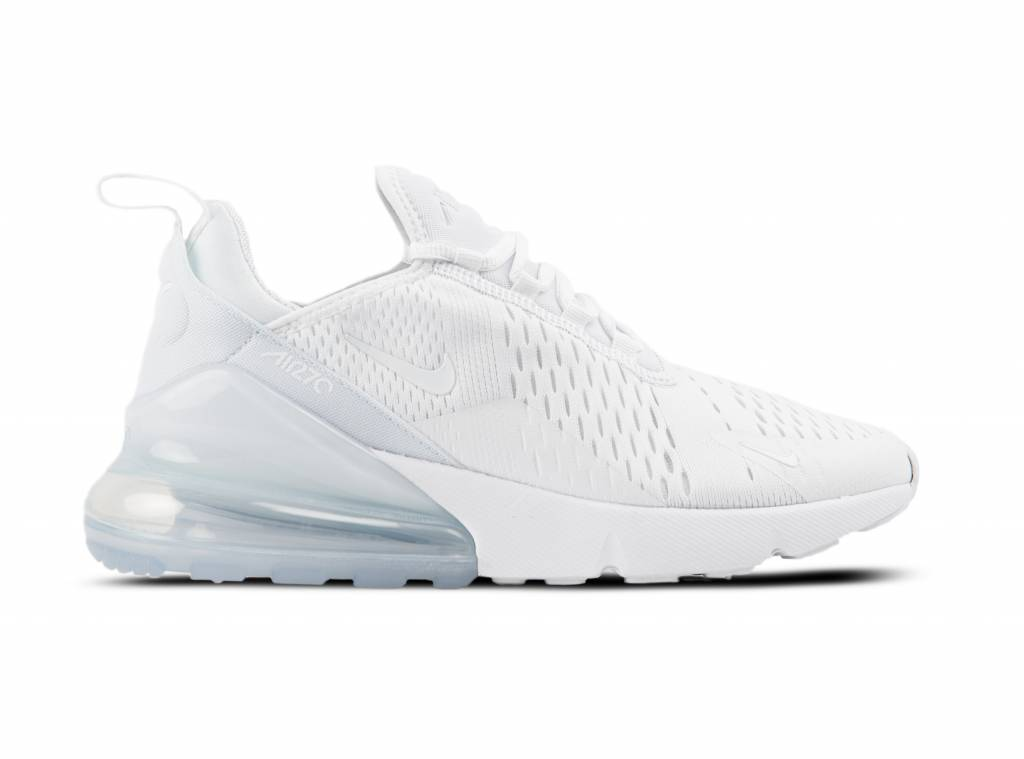 W Air Max 270 White White White AH6789 102