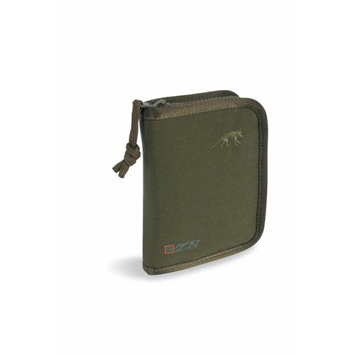 Tasmanian Tiger Tasmanian Tiger Portemonnee Mil Wallet RFID Block Olive