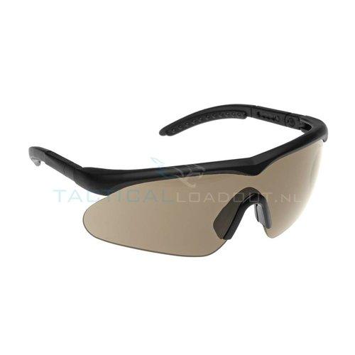 Swiss Eye Swiss Eye Raptor Glasses Kit Zwart
