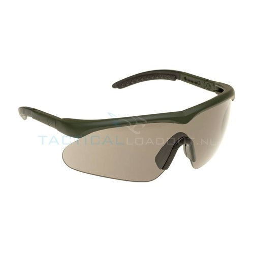 Swiss Eye Swiss Eye Raptor Glasses Kit Olive