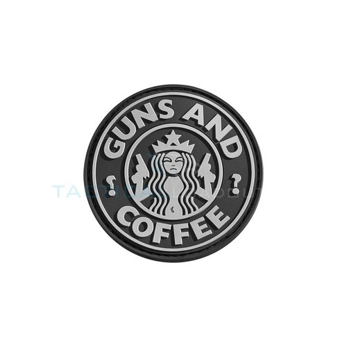 Jackets to Go JTG Guns and Coffee PVC Patch Swat