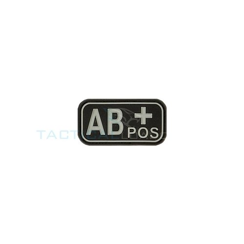 Jackets to Go JTG AB-Positive PVC Patch Swat