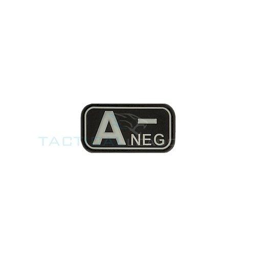 Jackets to Go JTG A-Negative PVC Patch Swat
