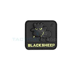 JTG Black Sheep PVC Patch Glow In The Dark