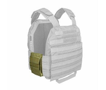 Tasmanian Tiger Plate Carrier Side Plate Pouch Olive