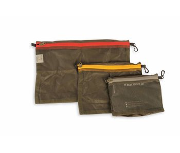 Tasmanian Tiger Mesh Pocket Set Olive