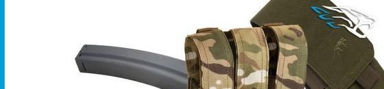 Mag Pouches MP5 / MP7 / MP9 serie