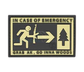 JTG Emergency PVC Patch