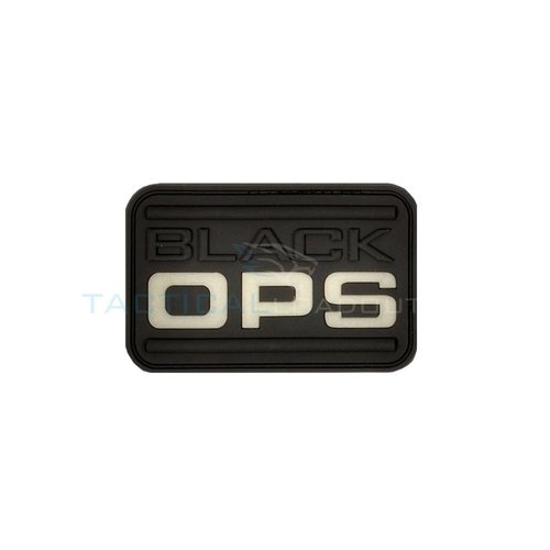 Jackets to Go JTG Black OPS PVC Patch Glow in the Dark