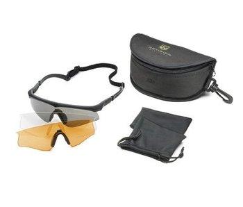 Revision Sawfly Max-Warp DLX Kit Balistische Bril
