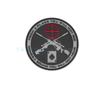 Sniper Ace PVC Patch SWAT