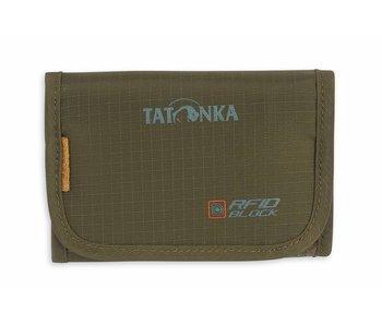 Tatonka Portemonnee Folder RFID Block Olive