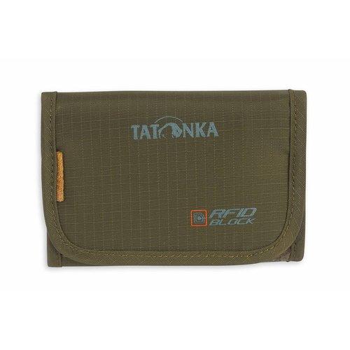 Tatonka Tatonka Portemonnee Folder RFID Block Olive