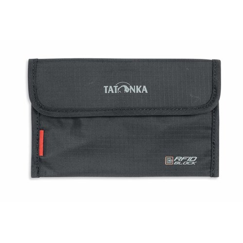 Tatonka Tatonka Portemonnee Travel Folder RFID Block Zwart