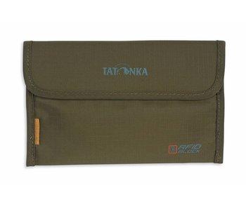 Tatonka Portemonnee Travel Folder RFID Block Olive