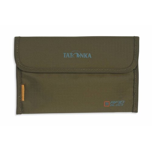 Tatonka Tatonka Portemonnee Travel Folder RFID Block Olive