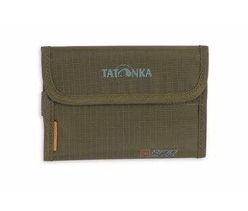 Tatonka Portemonnee Money Box RFID Block Olive