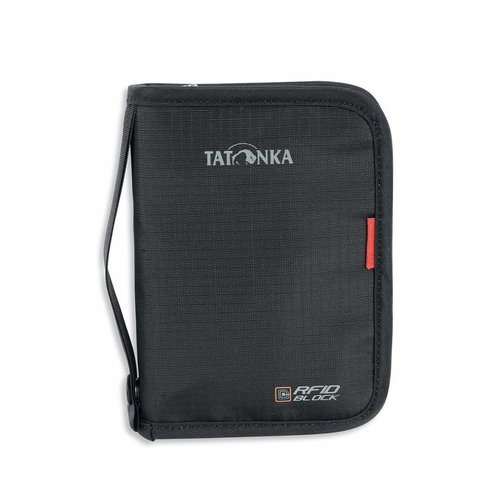 Tatonka Tatonka Travel Zip Medium RFID Block Zwart
