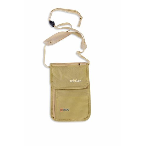 Tatonka Tatonka Skin Neck Pouch RFID Block Natural
